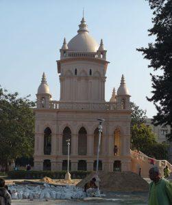 Храм Вивекананды