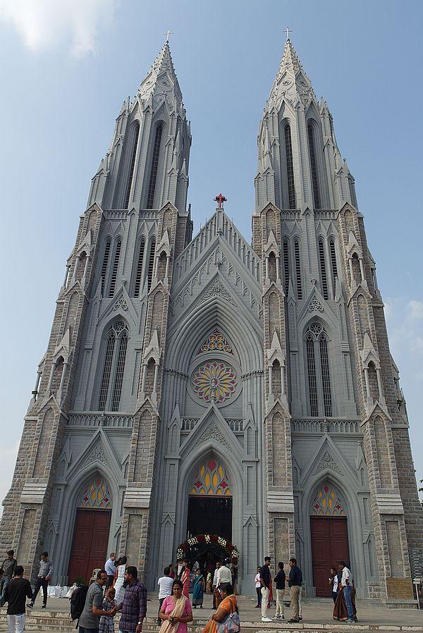 Кафедральный собор святой Филомены