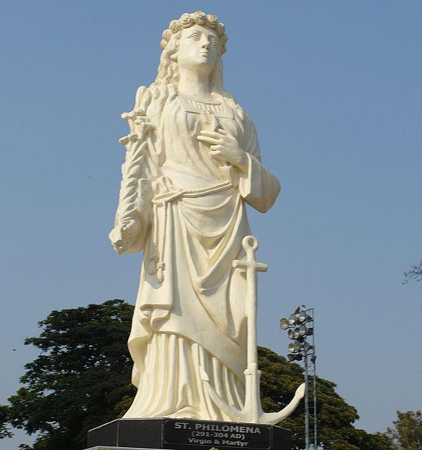 Статуя Филомены