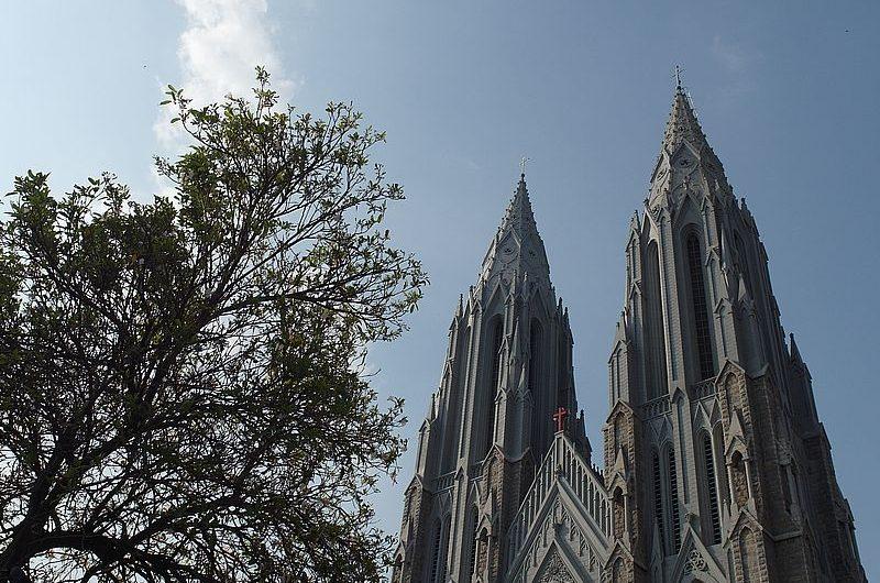 Собор святой Филомены в Майсуре: самый мощный неоготический храм Индии