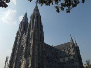 Христианский собор в Майсуре