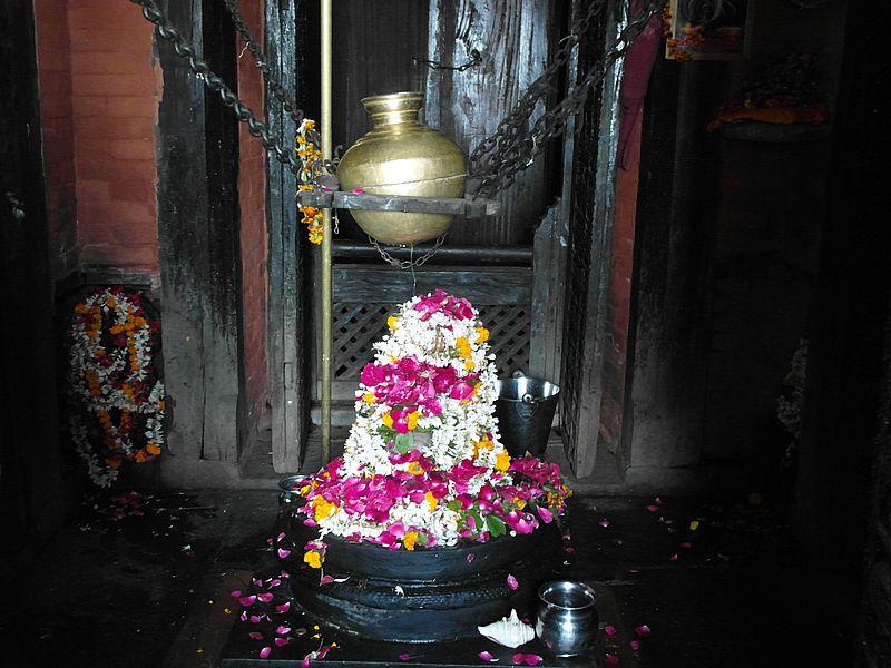 В индийском храме