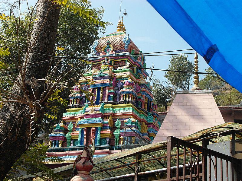 Шикхара храма