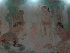 Будда рождение