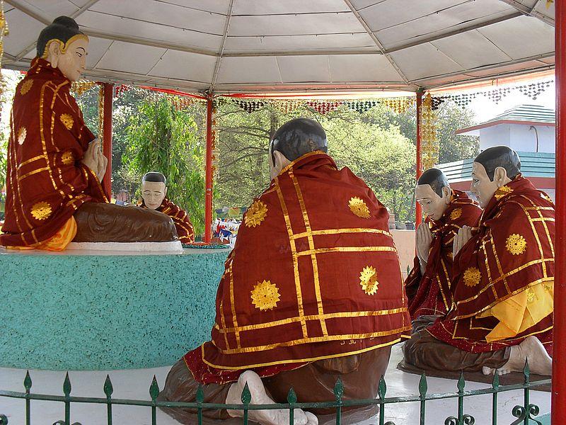 Будда Сарнатх