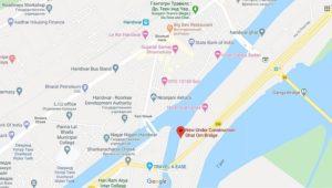 Карта мост Ом как найти