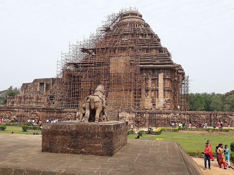 Конарк Пури храмы
