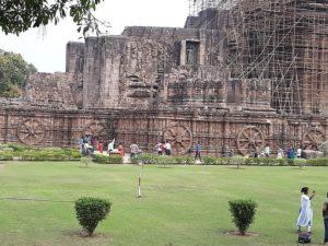 Колеса храма Конарк