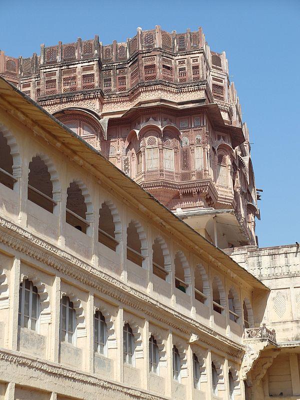 Галерея Мехрангарха