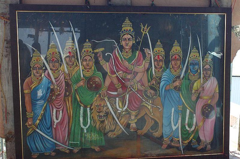 Два храма Амбаджи