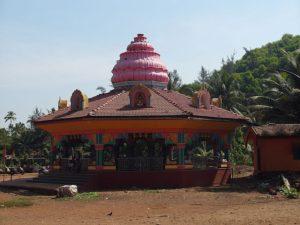 Храм на Гоа
