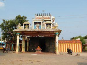 Храм Кали в Чидамбараме