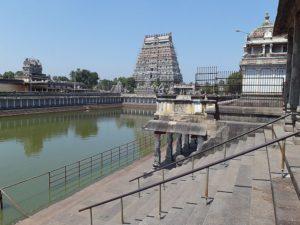 Храм Натараджи в Чидамбараме