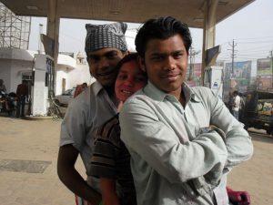 Индийские парни