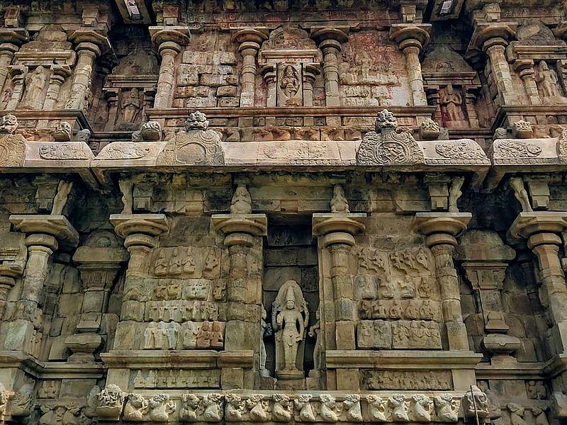 Храм Шивы в Гангаикондачолапураме