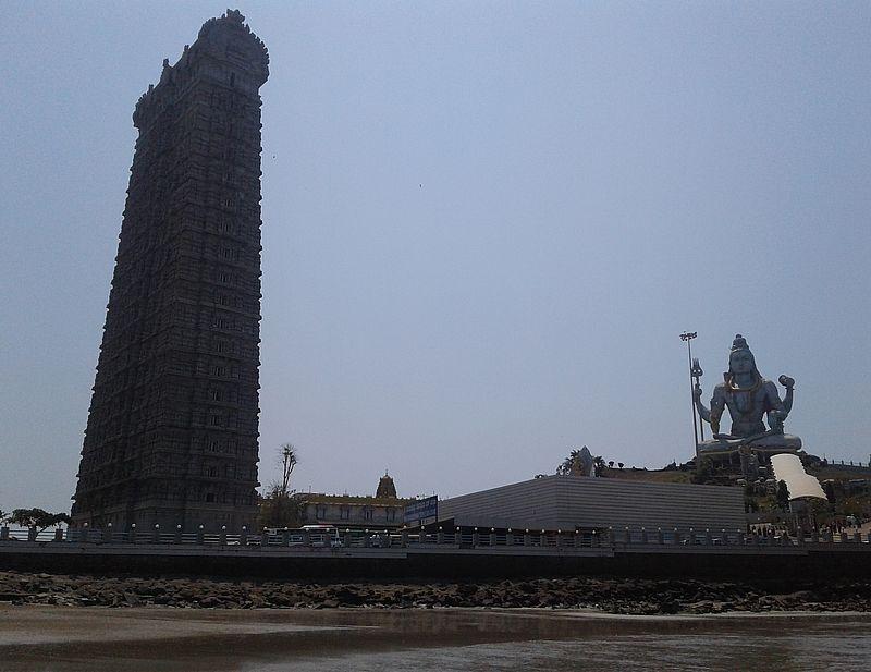 Достопримечательности Мурудешвара