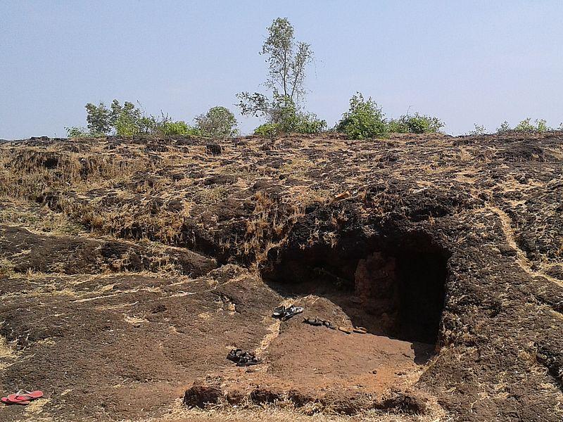 Дорога к пещере Шивы в Гокарне