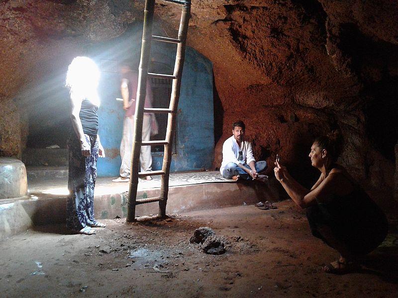 Пещера Шивы в Гокарне
