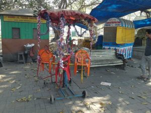 Карусели в Индии