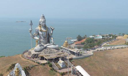Шива в Мурудешваре