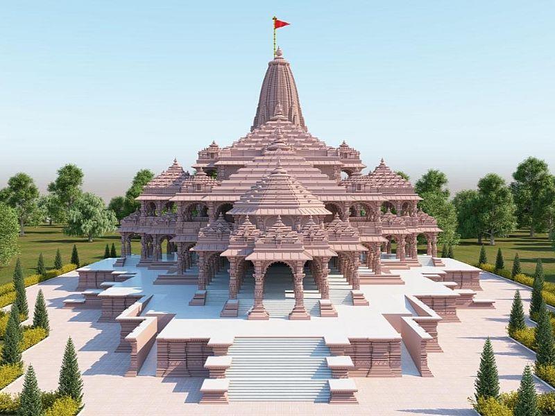 Храм Рамы в Айодхье