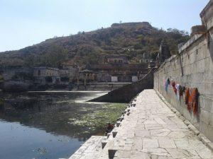 Озеро в Кайлашпури