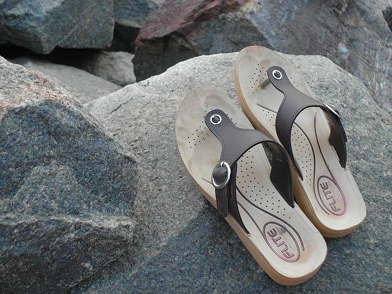 Индийские сандалии