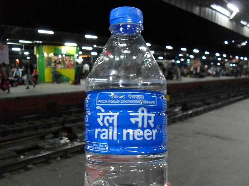 Железнодорожная вода