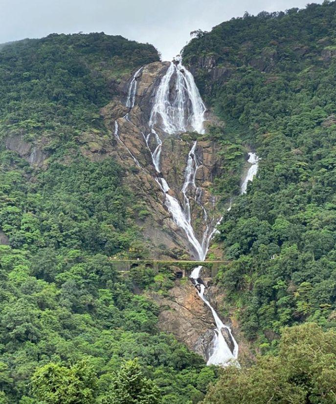 Водопады Гоа