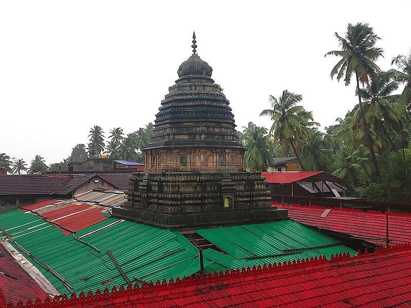 Храм Шивы в Гокарне