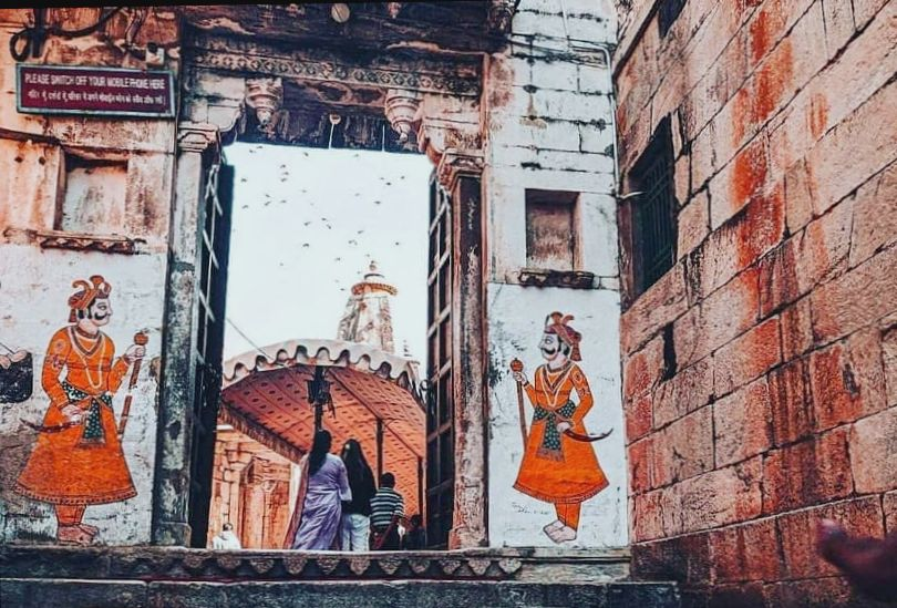 Храм Эклингджи в Раджастане