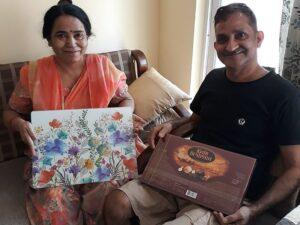 Индийцы и подарки