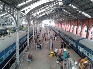 Вокзал Индии