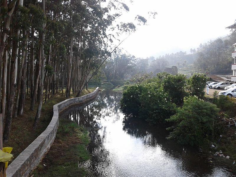 Реки Муннара