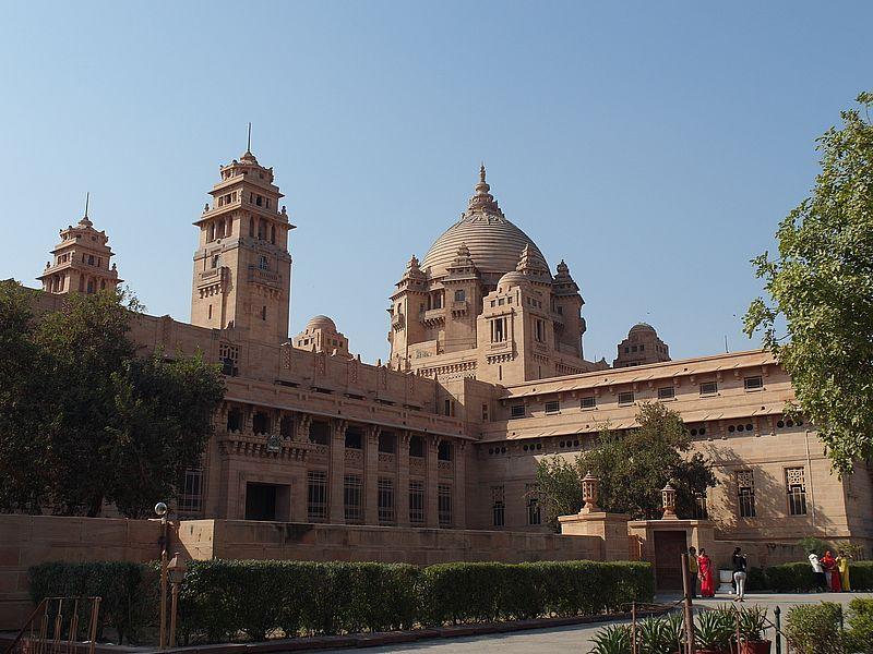 Umaid-Bhawan Palace