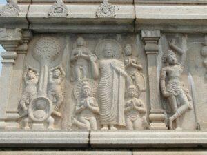 Картинки из жизни Будды