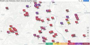 World's Air Pollution