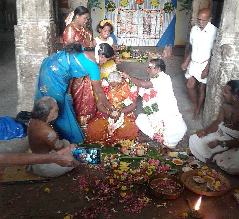 Свадьба в храме