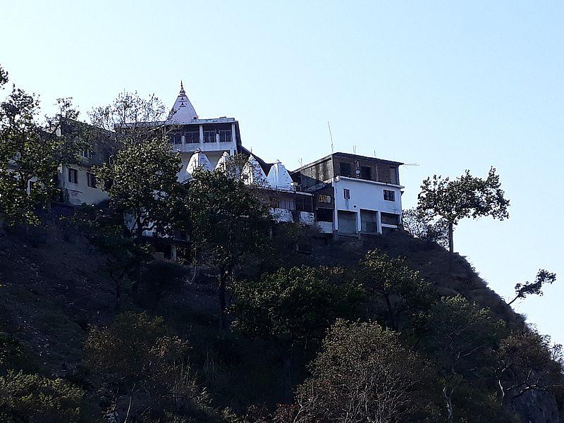 Чанди Деви Мандир