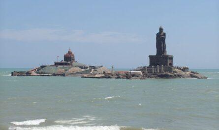Остров Свами Вивекананда Рок