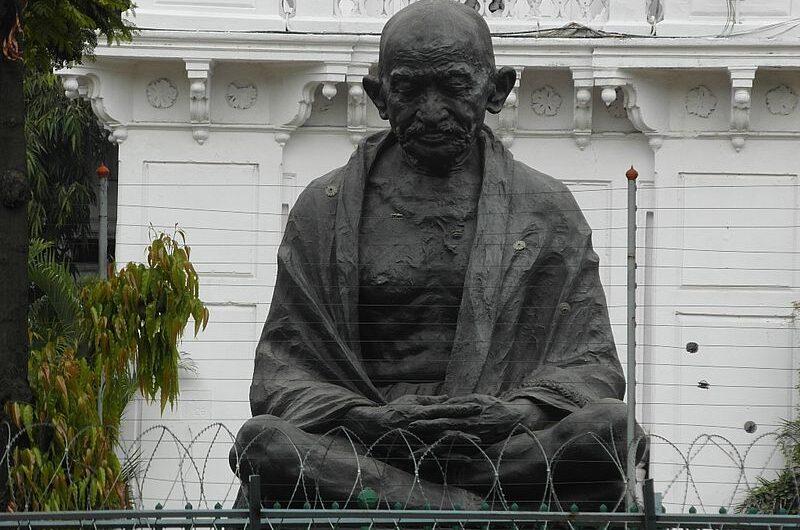 Всеиндийский праздник Ганди Джаянти