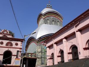 Калигхат в Калькутте