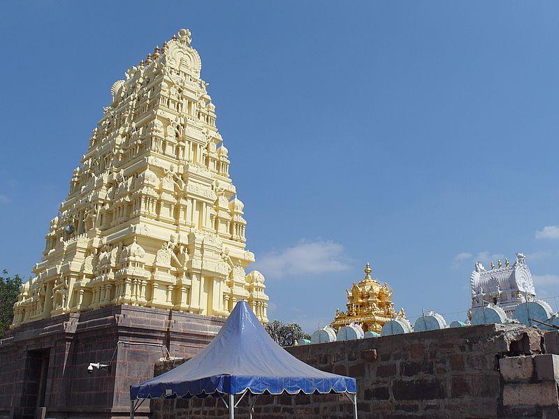 Храм Малликарджуны