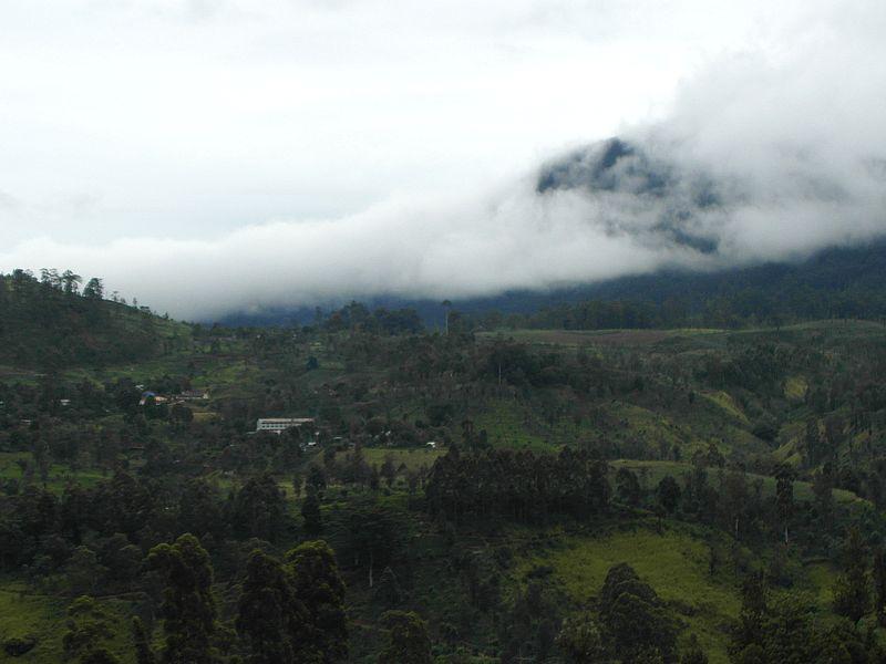 Горы Шри Ланки