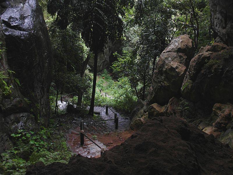 Пещера Раваны