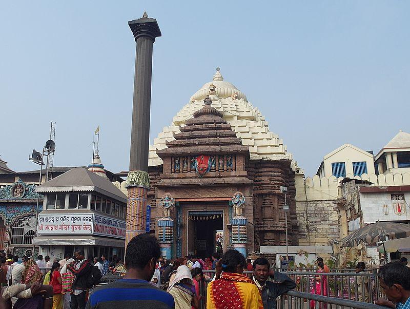 храма Джаганнатха Пури