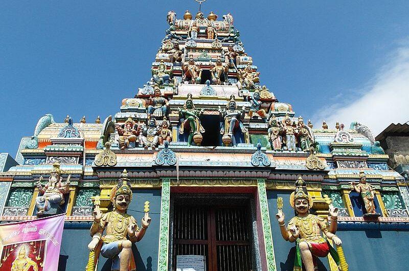Где найти Индию на Шри-Ланке