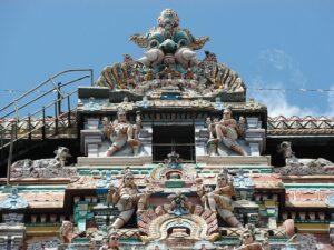 Храмы юга Индии