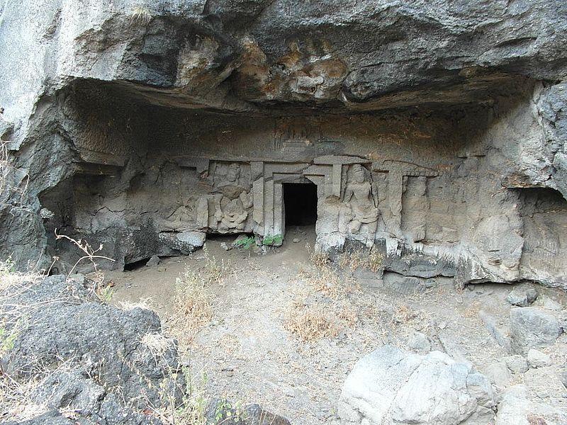 Пещеры в Эллоре