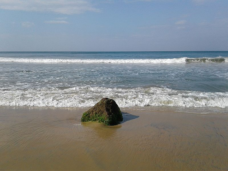 Море в Индии
